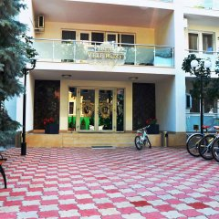 Гостиница Velle Rosso парковка
