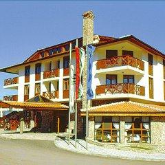 Отель Glazne Hotel Болгария, Банско - отзывы, цены и фото номеров - забронировать отель Glazne Hotel онлайн вид на фасад