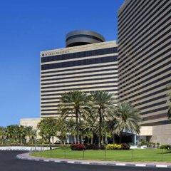 Отель Hyatt Regency Galleria Residence Дубай парковка
