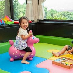 Отель Kyukamura Minami-Aso National Park Resort Villages Of Japan Минамиогуни детские мероприятия фото 2