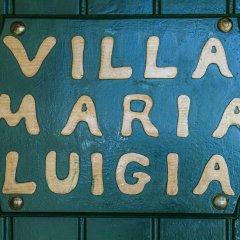Hotel Villa Maria Luigia спа