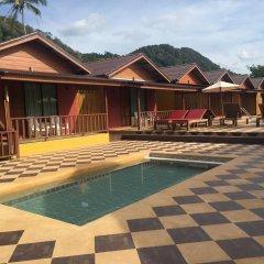 Отель Lanta For Rest Boutique Таиланд, Ланта - отзывы, цены и фото номеров - забронировать отель Lanta For Rest Boutique онлайн бассейн