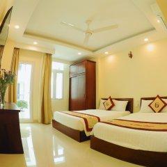 Отель Ngoc Hien Hotel Nha Trang Вьетнам, Нячанг - отзывы, цены и фото номеров - забронировать отель Ngoc Hien Hotel Nha Trang онлайн комната для гостей фото 3