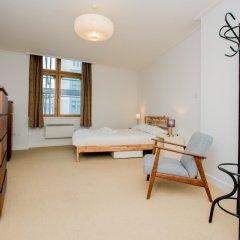 Отель Central London 1 Bedroom Flat Великобритания, Лондон - отзывы, цены и фото номеров - забронировать отель Central London 1 Bedroom Flat онлайн комната для гостей фото 2