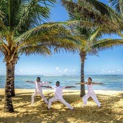 Отель SO Sofitel Mauritius фитнесс-зал фото 3