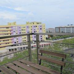Отель Charming apartament - 2bedrooms & Garage Португалия, Лиссабон - отзывы, цены и фото номеров - забронировать отель Charming apartament - 2bedrooms & Garage онлайн балкон