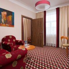 Гостиница Октябрьская комната для гостей фото 11