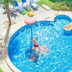 Отель Longozа Hotel - Все включено Болгария, Солнечный берег - отзывы, цены и фото номеров - забронировать отель Longozа Hotel - Все включено онлайн бассейн фото 2