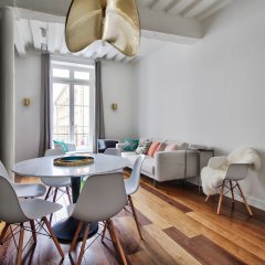 Отель Luxury apt in the heart of Paris - 2BR