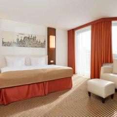 Best Western Hotel Nuernberg City West комната для гостей
