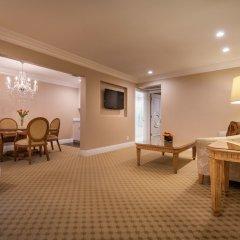 Отель Beverly Hills Plaza Hotel США, Лос-Анджелес - отзывы, цены и фото номеров - забронировать отель Beverly Hills Plaza Hotel онлайн комната для гостей фото 3