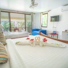 Отель Baan Mai Cottages & Restaurant комната для гостей фото 2