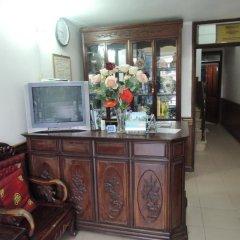 Van Nam Hotel Халонг интерьер отеля