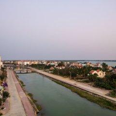 River Suites Hoi An Hotel пляж