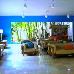 Отель Gamma de Fiesta Inn Plaza Ixtapa интерьер отеля