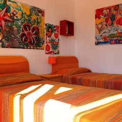 Отель Villa Olimpo Le Torri Агридженто комната для гостей фото 4