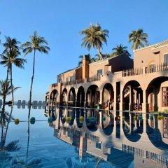 Отель Hai Au Mui Ne Beach Resort & Spa Фантхьет бассейн