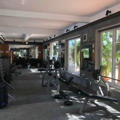 Отель New Wave Vung Tau Вьетнам, Вунгтау - отзывы, цены и фото номеров - забронировать отель New Wave Vung Tau онлайн фитнесс-зал