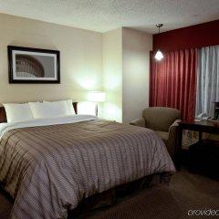 Отель Sandman Hotel Calgary City Centre Канада, Калгари - отзывы, цены и фото номеров - забронировать отель Sandman Hotel Calgary City Centre онлайн комната для гостей фото 2