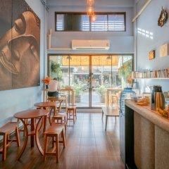 Отель Phobphanhostel Бангкок питание