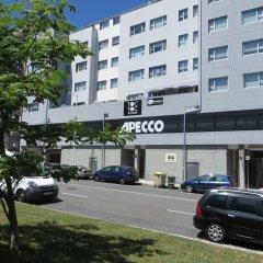 Отель Toctoc Rooms парковка