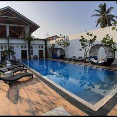 Hotel Cloud Nine бассейн