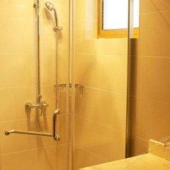 Отель Manhao Guesthouse Suzhou Xishan ванная