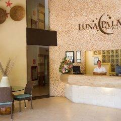 Luna Palace Hotel and Suites интерьер отеля фото 2