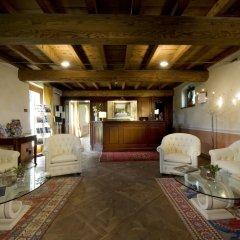 Отель Relais Corte Cavalli Понти-суль-Минчо интерьер отеля фото 2