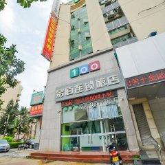 Отель 100 Inn Xiamen Canghong Road вид на фасад фото 2