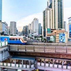 Отель Pullman Bangkok Grande Sukhumvit фото 3
