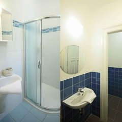 Отель St. Giles ванная