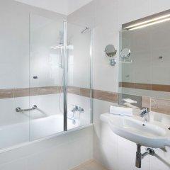 Отель Clarion Grand Zlaty Lev Либерец ванная фото 2