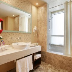 Elite Byblos Hotel ванная