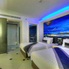Отель Aspira Skyy Sukhumvit 1 Таиланд, Бангкок - отзывы, цены и фото номеров - забронировать отель Aspira Skyy Sukhumvit 1 онлайн комната для гостей фото 2