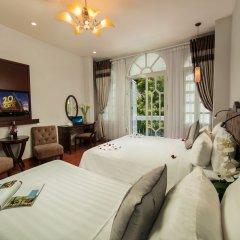 Отель Labevie Hotel Вьетнам, Ханой - отзывы, цены и фото номеров - забронировать отель Labevie Hotel онлайн комната для гостей фото 5