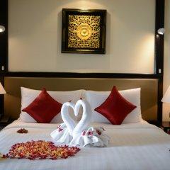 Отель Andaman White Beach Resort сейф в номере