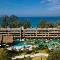 Отель Maikhao Palm Beach Resort пляж фото 2