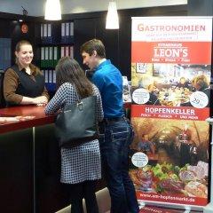 Hotel Garni Am Hopfenmarkt с домашними животными