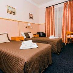 Гостиница Стасов 3* Стандартный номер с двуспальной кроватью фото 9