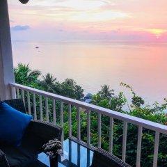 Отель Aminjirah Resort Таиланд, Остров Тау - отзывы, цены и фото номеров - забронировать отель Aminjirah Resort онлайн пляж