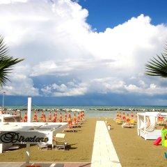 Baldinini Hotel пляж фото 2