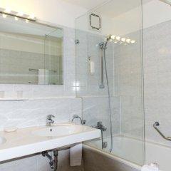 Отель Wyndham Hannover Atrium Германия, Ганновер - 1 отзыв об отеле, цены и фото номеров - забронировать отель Wyndham Hannover Atrium онлайн ванная фото 2