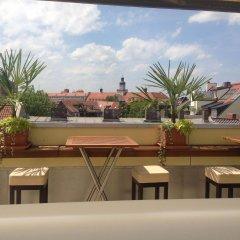 Hotel Deutsche Eiche гостиничный бар