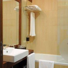 Hotel Portas De Santa Rita ванная