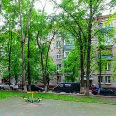 Апартаменты Domumetro Na Akademicheskoj Apartments Москва парковка