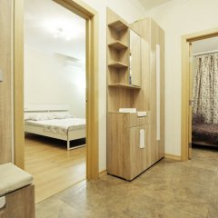 Апартаменты Apartment 482 on Mitinskaya 28 bldg 5 Москва комната для гостей фото 3