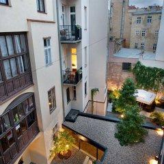 Отель Three Crowns Hotel Чехия, Прага - 6 отзывов об отеле, цены и фото номеров - забронировать отель Three Crowns Hotel онлайн фото 13
