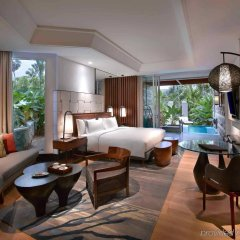 Отель Sofitel Bali Nusa Dua Beach Resort комната для гостей фото 2