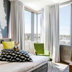 Отель GLO Hotel Espoo Sello Финляндия, Эспоо - 6 отзывов об отеле, цены и фото номеров - забронировать отель GLO Hotel Espoo Sello онлайн комната для гостей фото 4